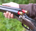 Ασφαλές κράτημα του όπλου στον κυνηγότοπο