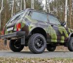 To Lada Niva γιορτάζει με μία επετειακή έκδοση