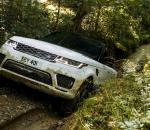 Ηλεκτρισμένες εξορμήσεις με το Range Rover Sport P400E