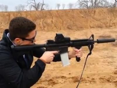 Νόμος για τα 3D printed όπλα στην Καλιφόρνια