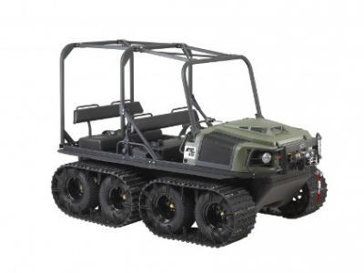 Η πεμπτουσία του all terrain οχήματος
