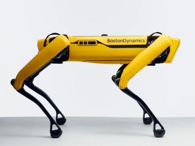 Ένας σκύλος ρομπότ διαθέσιμος για αγορά στις ΗΠΑ