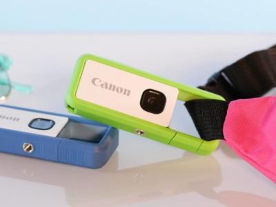 Νέα action camera από την Canon