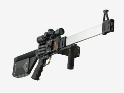 O αμερικανικός στρατός δοκιμάζει όπλο 250 βολών το δευτερόλεπτο