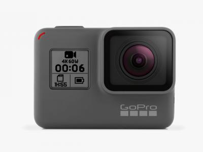 Έρχεται η νέα GoPro Hero 6 Black