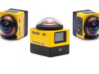 Νέα action camera από την Kodak