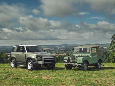H Land Rover επαναφέρει ένα ιστορικό μοντέλο