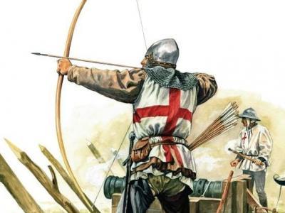 Τα μεσαιωνικά βέλη προκαλούσαν ζημιά παρόμοια με σύγχρονη σφαίρα