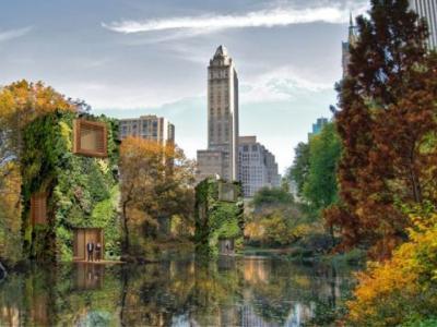 To OAS1S μετατρέπει τις πόλεις σε δάση