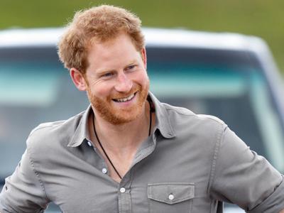 Τέλος στο κυνήγι από τον πρίγκιπα Χάρι, λόγω συζύγου...