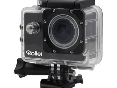 Μία προσιτή action camera από την Rollei