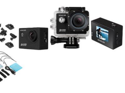 Νέα action camera από την Sencor