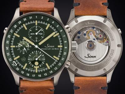 Το ρολόι των κυνηγών παρουσιάζει η Sinn