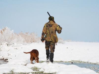 Απαγορεύσεις κυνηγιού σε χιονισμένες εκτάσεις