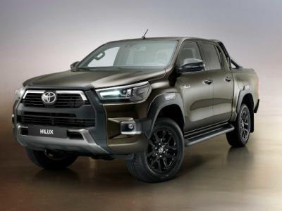Επίσημα αποκαλυπτήρια για το νέο Toyota Hilux