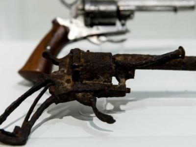 Σε δημοπρασία ένα από τα πιο διάσημα όπλα όλων των εποχών