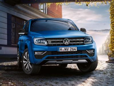 Ζηλευτές επιδόσεις από το VW Amarok των 3 λίτρων