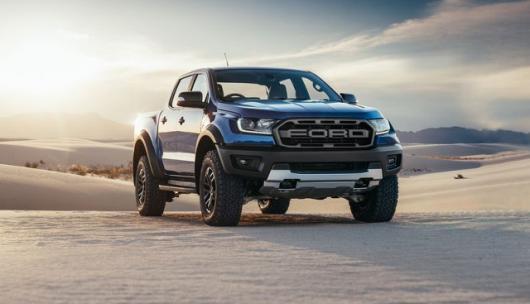 Παγκόσμια η διάθεση του Ford Ranger Raptor