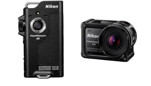 Η Nikon παρουσιάζει νέες action κάμερες