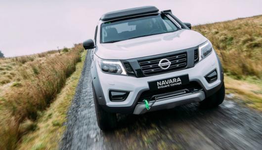 Ένα διαφορετικό Nissan Navara